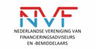 Wij zijn aangesloten bij de NVF